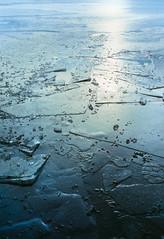 Ice In Copenhagen (JamieDieu) Tags: nikon fa 400 35mm f25 ultramax series e ice