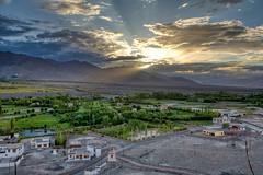 Just Another Sunset (ZeePack) Tags: idyllic scenics horizon horizonoverland viewintoland sky dramaticsky sunset landscape hdr ladakh india leh canon 5dmarkiv dusk hill mountains