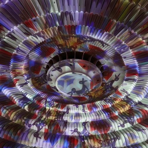 Hall Ceiling Kaleidoscope