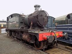 4588 (Every Preserved British Steam Loco #51) (Jason_Hood) Tags: 4588 262t gwr 4575 45xx tyseleylocomotiveworks