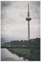 Moody Day In Mannheim (*Chris874*) Tags: moody launisch mannheim city stadt tower turm fernmeldeturm telecommunication