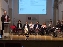 Carlos Coelho na conferência com a Associação Nacional de Data Protection officers