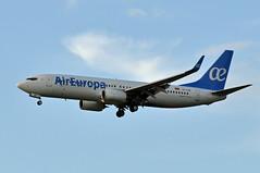 EC-LPR  CDG (airlines470) Tags: msn 36588 ln 3989 b73785p 737 737800 air europa cdg airport eclpr