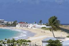 DSC_9184Pwm (T.O. Images) Tags: simpson bay beach sxm st maarten princess juliana airport jetblue a320 fll fort lauderdale