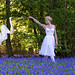 Dances with bluebells # 11