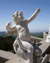 Cherub (█ Slices of Light █▀ ▀ ▀) Tags: cherub angel marble statue sculpture white garden castillo hearst castle 赫斯特 赫斯特城堡 william randolph san simeon california 加州 加利福尼亞 californie usa sony rx1rm2 rx1rii rx1r ii m2