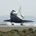 Space Shuttle Atlantis Lands after Servicing Mission 4