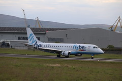 Flybe G-FBJA BHD 09/05/19 (ethana23) Tags: planes aviation airplane aeroplane avgeek aircraft flybe embraer e175 175