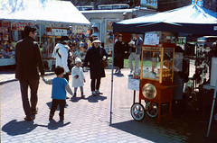 Railway park (threepinner) Tags: 三笠鉄道の村 三笠 北海道 幌内 hokkaidou hokkaido horonai park museum railway canon av1 nfd 50mm f18 negative iso100 selfdeveloped reversal negaposidevelopment plustek opticfilm 8100