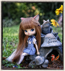 Foxy Girl (twilitize) Tags: adorable adventure art awesome beautiful beauty cool cute cutie camera dolls doll dolly dollphotography darling daring pop popular pullip pullips pullipphotography playtime photography