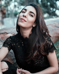 That gaze (Jose Uriel Perez) Tags: portrait women beauty eyes gorgeus