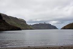 Black sand beach 2 (jjknitis) Tags: 2019 beach cruise eurodam hollandamerica island march30 marquesas nukuhiva polynesia sand southpacific