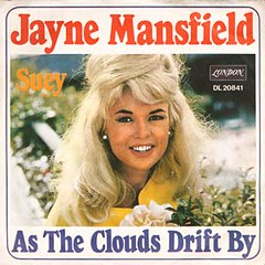 Jayne Mansfield - As The Clouds Drift By (poedie1984) Tags: jayne mansfield vera palmer blonde old hollywood bombshell vintage babe pin up actress beautiful model beauty hot girl woman classic sex symbol movie movies star glamour girls icon sexy cute body bomb 50s 60s famous film kino celebrities pink rose filmstar filmster diva superstar amazing wonderful photo picture american love goddess mannequin black white tribute blond sweater cine cinema screen gorgeous legendary iconic clouds drift by music color colors vinyl lp muziek suey lippenstift lipstick