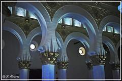 Santa María la Blanca (JC Álvarez) Tags: toledo sinagoga santa maría la blanca