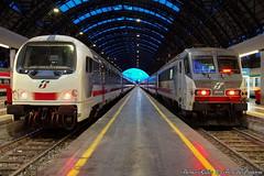 E401-029_08mag19_ (treni_e_dintorni) Tags: e401 milanocentrale trenidintorni treniedintorni intercity pilotaz stazione station thomasradice train züge