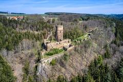 Ruins of Gutštejn Castle (The Adventurous Eye) Tags: cebiv plzeňregion czechrepublic gutštejn castle hrad ruins zřícenina medieval architecture history
