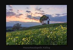 Mesnerhauskapelle Aidling (MC--80) Tags: riegsee bayern mesnerhauskapelle aidling