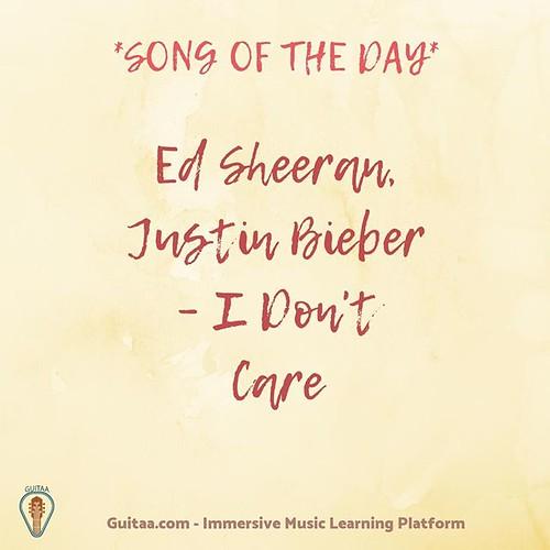 Ed Sheeran Justin Bieber fan photo