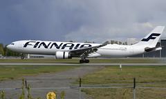 Finnair OH-LTS, OSL ENGM Gardermoen (Inger Bjørndal Foss) Tags: ohlts finnair airbus a330 osl engm gardermoen
