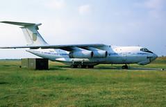 76647 - Melitopol Air Base (OOX) 27.05.2002 (Jakob_DK) Tags: il76 il76md ilyushin ilyushinil76 il76candid ilyushin76 ilyushin76md ilyushinil76md cargo ukdm oox melitopol melitopolairbase ukrainianairforce 2002 76647