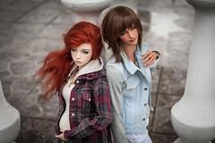 IMG_5416 (Kaisi^^) Tags: bjd boy girl sd iplehouse soo eric sid