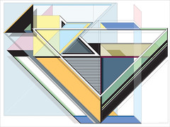 DX.036_mckie (Marks Meadow) Tags: abstract abstractart geometric geometricart design abstractdesign neogeo color pattern illustrator vector vectorart hardedge vectordesign interior architecture architectural blackwhite surreal space perspective colour asymmetry structure postmodern element cubism technology technical diagram composition aesthetic constructivism destijl neoplasticism decorative decoration layout contemporary symmetrical mckie isometric