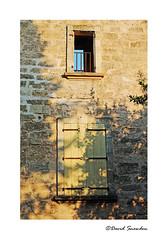 Open and Closed (Dave Snowdon (Wipeout Dave)) Tags: davidsnowdonphotography canoneos1100d pézenas occitanie france francais hérault doors windows shutters architecture buildings