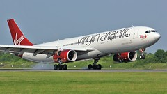 G-VNYC (AnDyMHoLdEn) Tags: virgin virginatlantic a330 egcc airport manchester manchesterairport 05r