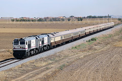 Al Andalus Expreso (Mariano Alvaro) Tags: al andalus expreso 319 304 tren trenes renfe integria sagra cabañas toledo canon 6d 70200 l