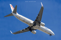 Boeing 737-85P EC-LQX Air Europa (msd_aviation) Tags: boeing boeinglovers boeing737 boeing737800 b737 b738 aireuropa aea ux lers reu reus reusairport tarragona basetraining touchandgo trafficpatterns aviation aviation4u aviationpics aviationphotos aviationfans aviationlovers aviationgeeks spotting spotters planespottingplanespotters airplanes aircraft