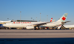 Air Canada / Airbus A330-343 / C-GFUR / YUL / (tremblayfrederick98) Tags: airbus aircanada a330 yul
