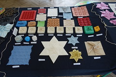 Outdoor Origami Meeting 2019 (Michał Kosmulski) Tags: origami tessellations boxes meeting convention exhibition display paperfolding kraków poland outdoororigamimeeting plenerorigami michałkosmulski