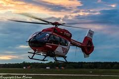 DRF Luftrettung HSD D-HDSK (U. Heinze) Tags: aircraft haj hannoverlangenhagenairporthaj hubschrauber helicopter eddv drf luftrettung hsd