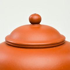 """Yixing Teapot """"Shui Ping Hu"""" (Horizontal Pot) around 120cc ZhaoZhuang ZhuNi Mud (John@Kingtea) Tags: yixing teapot shuipinghu horizontal pot around 120cc zhaozhuang zhuni mud yixingteapot zishahu"""