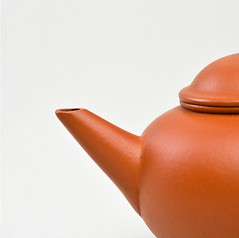 "Yixing Teapot ""Shui Ping Hu"" (Horizontal Pot) around 120cc ZhaoZhuang ZhuNi Mud (John@Kingtea) Tags: yixing teapot shuipinghu horizontal pot around 120cc zhaozhuang zhuni mud yixingteapot zishahu"