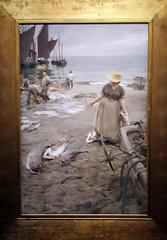 Anders Zorn exhibition in Paris Petit Palais (Sabri KARADOĞAN) Tags: zorn anderszorn exhibition exposition petitpalais museum musée painting tableau peinture water heritage swedish paris 75008 france fish poissons mer sea fishmarket