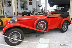 Mercedes-Benz 630 ~ 1928 ( Voiture / Car ) (Aero.passion DBC-1) Tags: technic museum speyer dbc1 david biscove aeropassion collection mercedesbenz 630 ~ 1928 voiture car