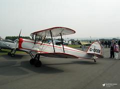 G-OODE Stampe SV.4C, G-OODE Flying Group, RNAS Yeovilton, Ilchester, Somerset (Kev Slade Too) Tags: goode stampe goodeflyinggroup egdy rnasyeovilton ilchester somerset