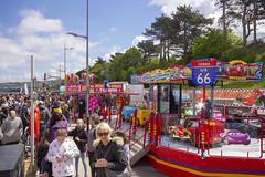 fair do (rhianwhit) Tags: fair rides colour roundabout people crowds fun seaside