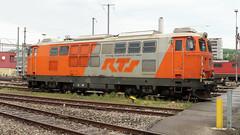 RTS 2143 025 (hans.hirsch) Tags: rts depot f zürich swietelsky rail transport service baureihe 2143 diesel lok locomaotive baudienst sbb infra 9281 025 2