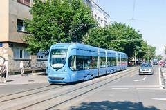 ZAG_2218_201507 (Tram Photos) Tags: tram strasenbahn tramvaj zagreb croatia tramway crotram tmk 2200 niederflur