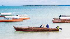 Zanzibar-Stone town-boats-photo by Jonas Thorén (Society and Technology) Tags: jonasthorén zanzibar tanzania africa
