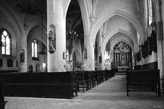 Eglise St-Pierre-ès-liens de Ceton (Philippe_28) Tags: ceton orne 61 normandie normandy france perche church argentique analogue camera photography photographie film 135 svema astrum foto 100 bw nb