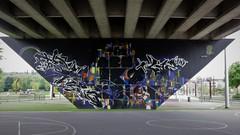 IKS crew / Vilvoorde - 3 mei 2019 (Ferdinand 'Ferre' Feys) Tags: vilvoorde belgium belgique belgië streetart artdelarue graffitiart graffiti graff urbanart urbanarte arteurbano ferdinandfeys amin cazn
