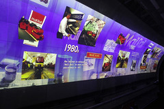 The Postal Museum (Adam Swaine) Tags: england english canon tunnels trains postalmuseumlondon royalmail uk cities museums 2019