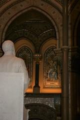 Garfield Memorial (Ben Shaffer) Tags: cleveland ohio monument civic memorial tomb eclecticstyle mausoleum arch niche pier