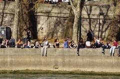462 Paris en Mars 2019 - Quai des Célestins (paspog) Tags: paris france mars march mârz 2019 seine quaidescélestins