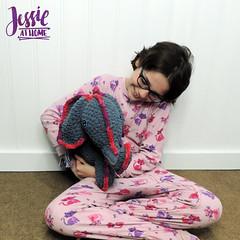 Amir the Elephant free crochet pattern by Jessie At Home - 2 (JessieAtHome) Tags: amir elephant free crochet pattern