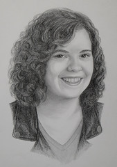 Pamina (bellydanser) Tags: portrait artwork drawing graphite pencil fineart people faces monochrome bw blackandwhite