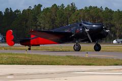 171105_042_JaxAS_MattYounkin (AgentADQ) Tags: jacksonville nas air show airshow airplane plane stunt aerobatic 2017 matt younkin beech beechcraft twin 18